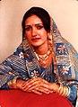 Gurcharan Kaur Sira wife of Kuldip S Sira. Nairobi. 1979.jpg
