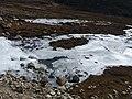Gurudongmar view and snow 05.jpg