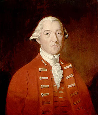 Battle of Quebec (1775) - Image: Guy Carleton