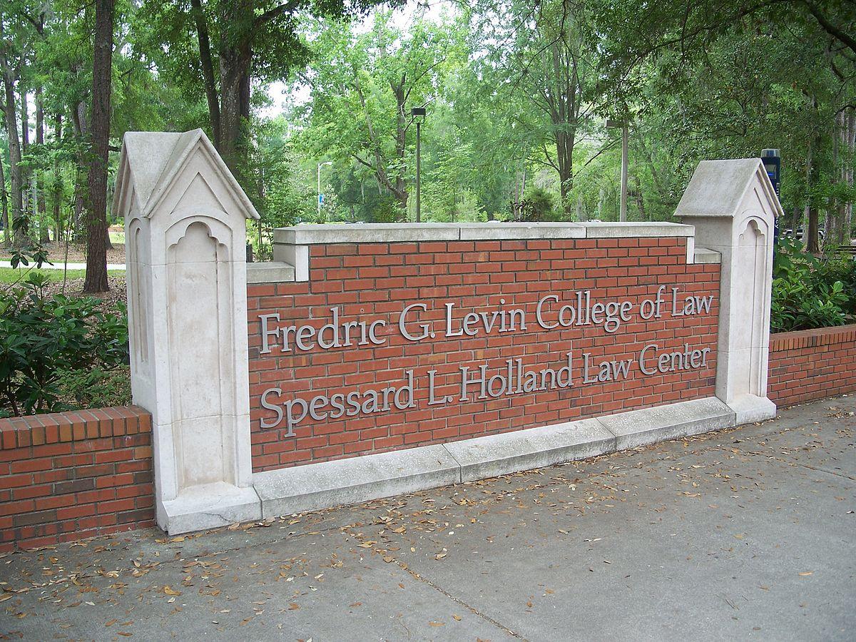 University Of Florida Law School >> Fredric G. Levin College of Law - Wikipedia