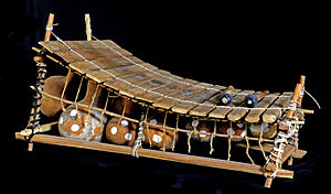 Balafon - The gyil of northwestern Ghana