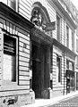 Hôtel d'Hallwyl (ancien), Hôtel de Bouligneux (ancien) - Façade sur rue en perspective - Paris 03 - Médiathèque de l'architecture et du patrimoine - APMH00004664.jpg