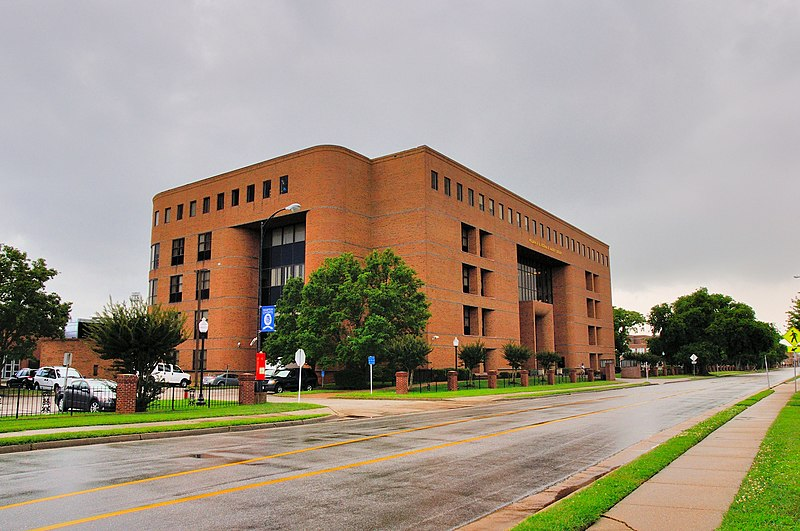 File:HAMPTON UNIVERSITY William R. and Norma B. Harvey Library.jpg