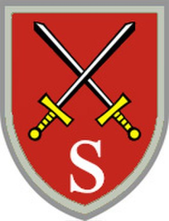 German Army Aviation Corps - Coat of Arms of Aviation School