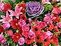 HKCL 銅鑼灣 CWB 香港中央圖書館 Exhibition flowers sign December 2018 SSG 07.jpg