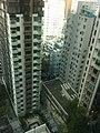 HK Mid-levels 堅道 Caine Road 寶樺軒 Casa Bella view CentrePoint Jan-2012 Ip4.jpg