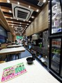 HK SW 上環 Sheung Wan 皇后大道中 Queen's Road Central 莉苑鍋貼美食 New Lily's Food shop restaurant interior aircon October 2019 SS2 12.jpg