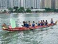 HK Shatin DragonboatFestival SmallPhoenixboat.JPG