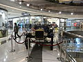 HK TST New World Centre shopping mall interior Ford exhibit 01.JPG