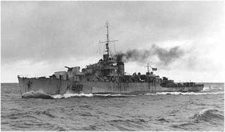 HMCS <i>Lasalle</i> (K519)