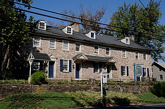 Holicong Village Historic District - Image: HOLICONG VILLAGE HISTORIC DISTRICT