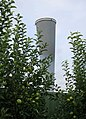 Hagelkanon in appelboomgaard te Muizen - panoramio.jpg