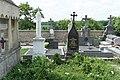 Haillainville, cimetière, tombes 01.jpg
