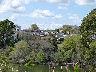 Hamilton East, New Zealand Suburb of Hamilton, New Zealand