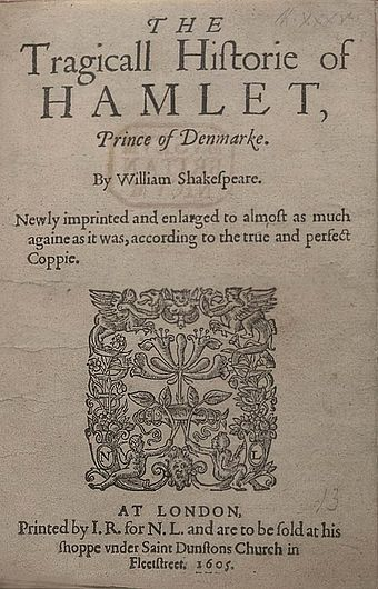 the theme of appearances in hamlet by william shakespeare Shakespeare term papers (paper 2238) on the deceptive theme of hamlet: one must always be weary of the truth because it is quite often manipulated to serve the needs of any person who requires that the truth be on their s term paper 2238.