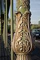 Hammersmith Bridge Ironwork Detail Floral.jpg