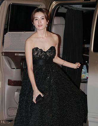 Han Hyo-joo - In November 2013