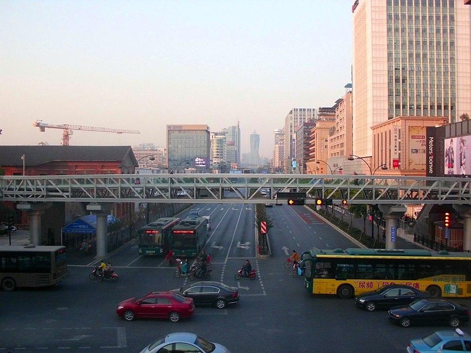 Hangzhou Yan'an Road 02