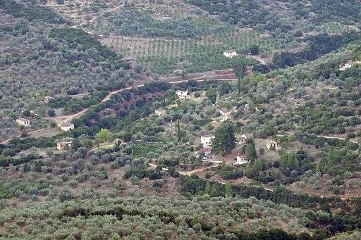 Hantakia, Arcadia, Greece