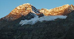 Harmukh - Mount Harmukh's summit