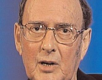 Harold Pinter - Pinter in December 2005