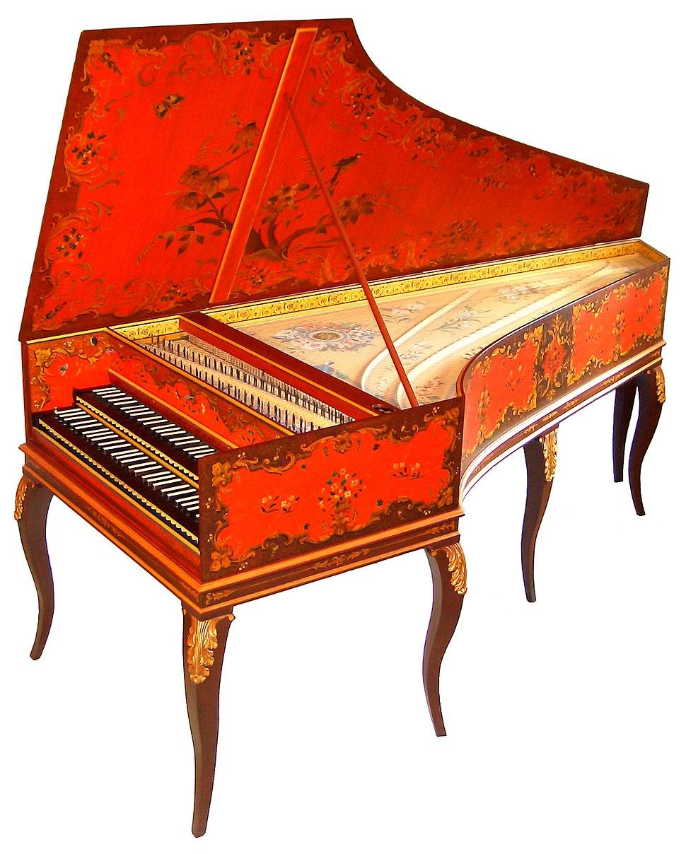 Harpsichord VitalJulianFrey