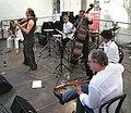 Harri Stojka with Band, Stadtfest Wien 20090425 289.jpg