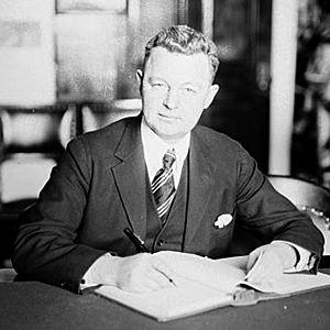 Harry Sandager - Harry Sandager, Rhode Island Congressman