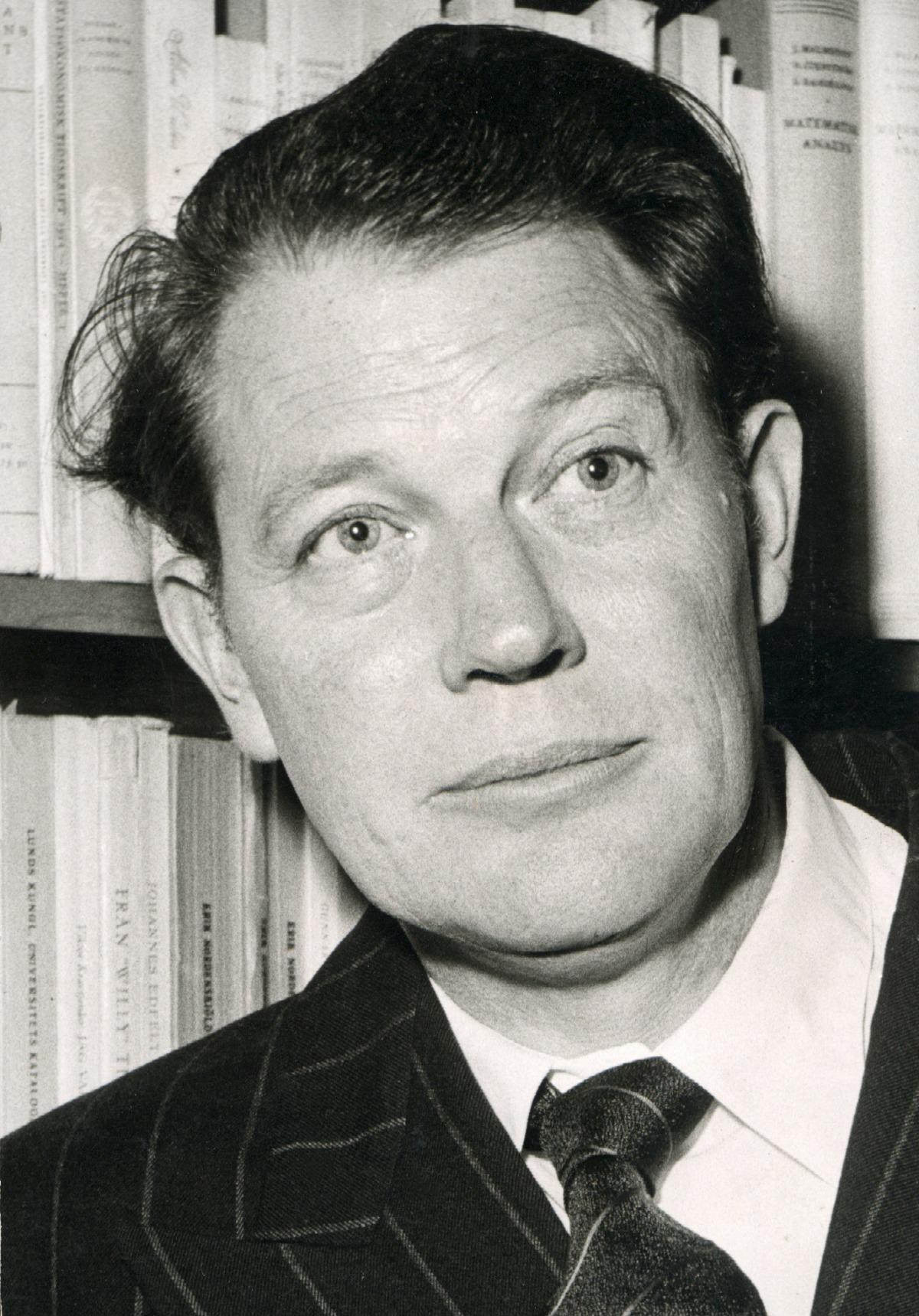 Ulf nilsson far litteraturpris