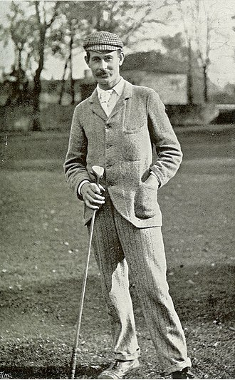 Harry Vardon - Image: Harry Vardon 1899 GI