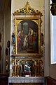 Hart im Zillertal - Wallfahrtskirche Mariae Reinigung - rechter Seitenaltar.jpg