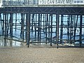 Hastings pier supports - geograph.org.uk - 1563814.jpg