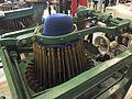 Hat museum Shaping and Blocking Machinery machinery 6496.JPG