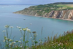 Hatherwood Point and Alum Bay - geograph.org.uk - 1377275.jpg