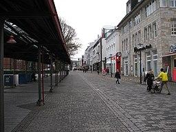 Hauptstraße in Arnsberg