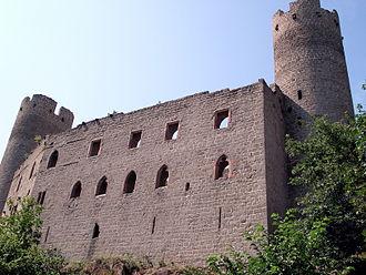 1260s in architecture - Image: Haut Andlau