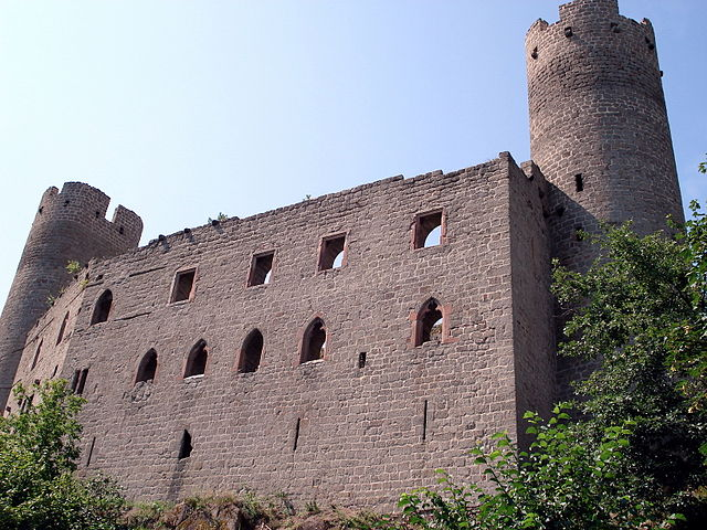 Chateau d'Andlau (Шато д'Андлау)