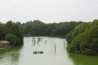 Alauddin Khalji - Image: Hauz Khas Lake