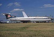 ザグレブ空中衝突事故
