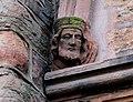 Head, Townsend Street Presbyterian church, Belfast (2) - geograph.org.uk - 1715755.jpg