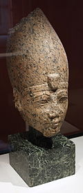 Head of Hatchepsout or of Thoutmosis III - Louvre.jpg