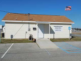 Headland Municipal Airport airport in Alabama, United States