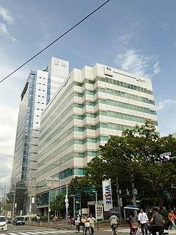 Headquarters of Hanshin Electric Railway Co., Ltd.JPG