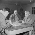 "Heart Mountain Relocation Center, Heart Mountain, Wyoming. ""Shogi"" - a game very similar to ""Chess"" . . . - NARA - 539168.tif"