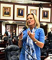 Heather Fitzenhagen answers questions from colleagues on the House floor.jpg