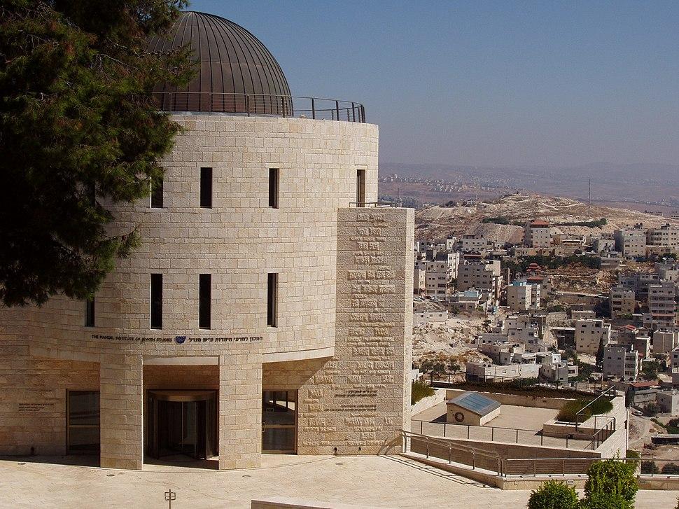 HebrewU-Mandelinstitute