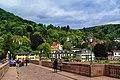 Heidelberg - Karl Theodor Brücke - View North II.jpg
