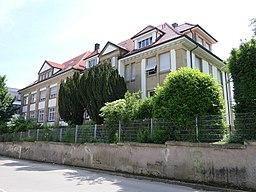Heinrich-Küderli-Straße in Waiblingen