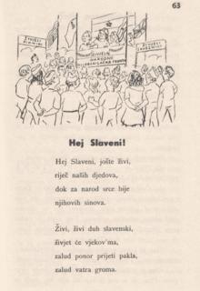 Hey, Slavs Patriotic Slavic song