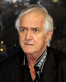 Mankell ở New York năm 2011